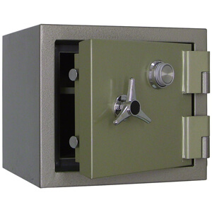 The Steelwater 450 is one of the best small fireproof safes for the price.  Thanks to a double layer of fire resistant fiber lining it is rated to  withstand ...